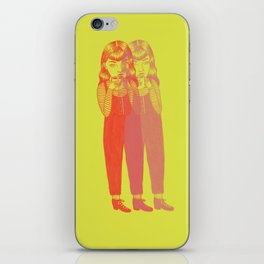 Seeing Double iPhone Skin