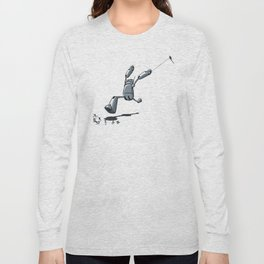 Fly a Kite Long Sleeve T-shirt