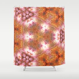 Psychedelism Shower Curtain