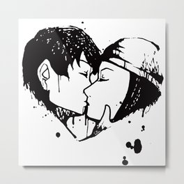 Heart Seeker Metal Print