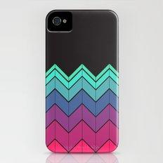 Chevron color iPhone (4, 4s) Slim Case