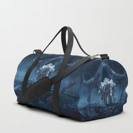 Planet of Doom Duffle Bag