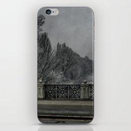 winter mood iPhone Skin