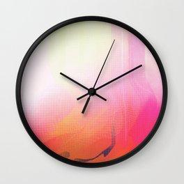 Glitch 23 Wall Clock