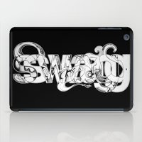 swag iPad Cases featuring swag by limeflavored