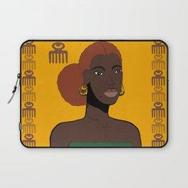 Goddess, Sister, Queen Laptop Sleeve