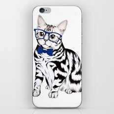 Kitty iPhone & iPod Skin