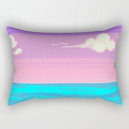 S k y Rectangular Pillow