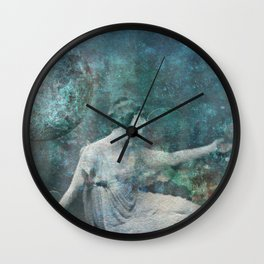 Nothing Left to Give Wall Clock