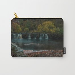 Yorkshire Dales Waterfall. Carry-All Pouch