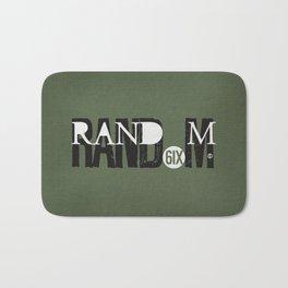 RAND(6IX)M Bath Mat
