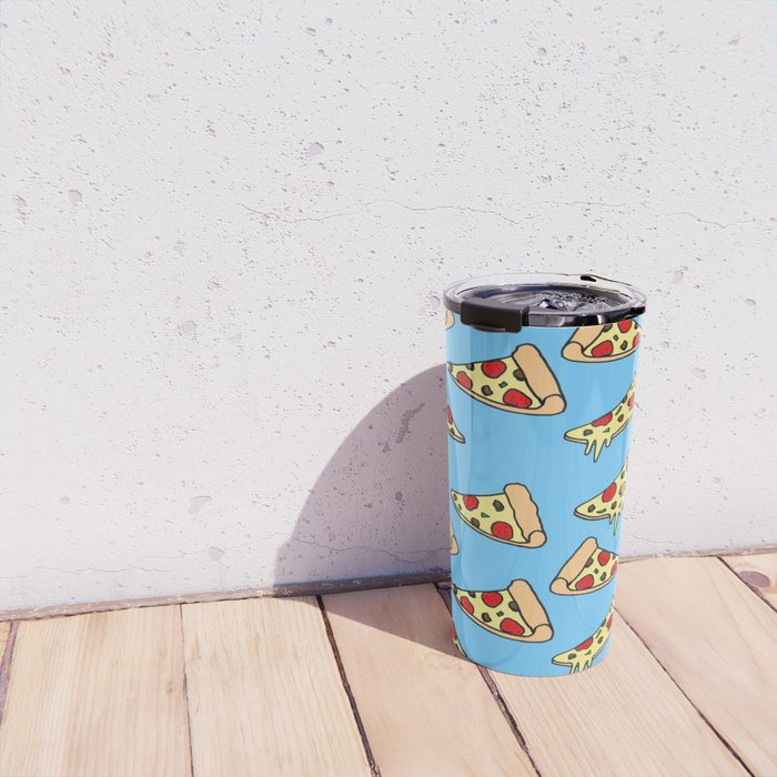 PIZZA HOT Travel Mug