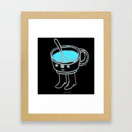 tasse Framed Art Print