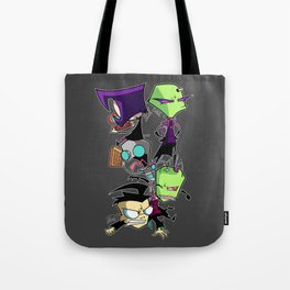 Pile on the Dib Tote Bag