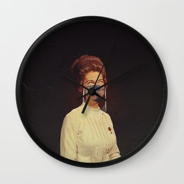 Portrait XX Wall Clock
