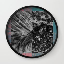 Seasons Talk Wall Clock