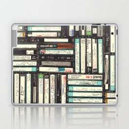 Cassettes Laptop & iPad Skin