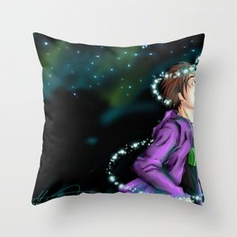 Do You Believe In Magic? Throw Pillow