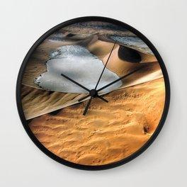 Namib Africa Desert Wall Clock