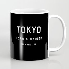 Tokyo - HON, JP (Arc) Coffee Mug