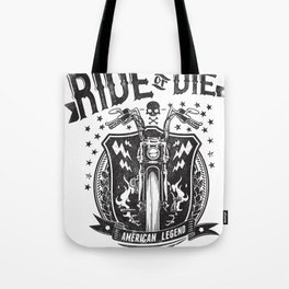 American legend Tote Bag