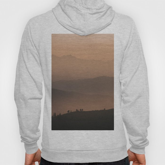 Mountain Love - Landscape and Nature Photography Hoody