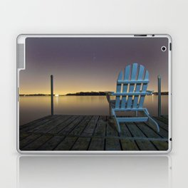 On the Dock Laptop & iPad Skin