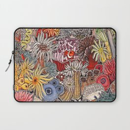 Clown fish and Sea anemones Laptop Sleeve