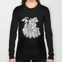 phoenix white Long Sleeve T-shirt