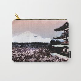 Japanese Landscape  Carry-All Pouch