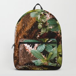 Dark Botanical 05 | Travel Photography | Bali Series Backpack