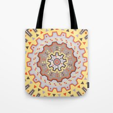 Untitled Pattern Tote Bag