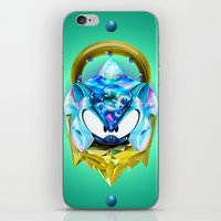 sonic iPhone & iPod Skins featuring Sonic  by Naje Anthony Hart
