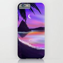 Rainbow Beach iPhone Case