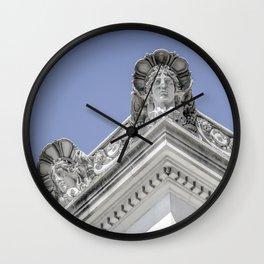 Ornamentation Wall Clock