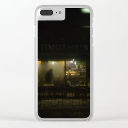 On My Way Home Clear iPhone Case