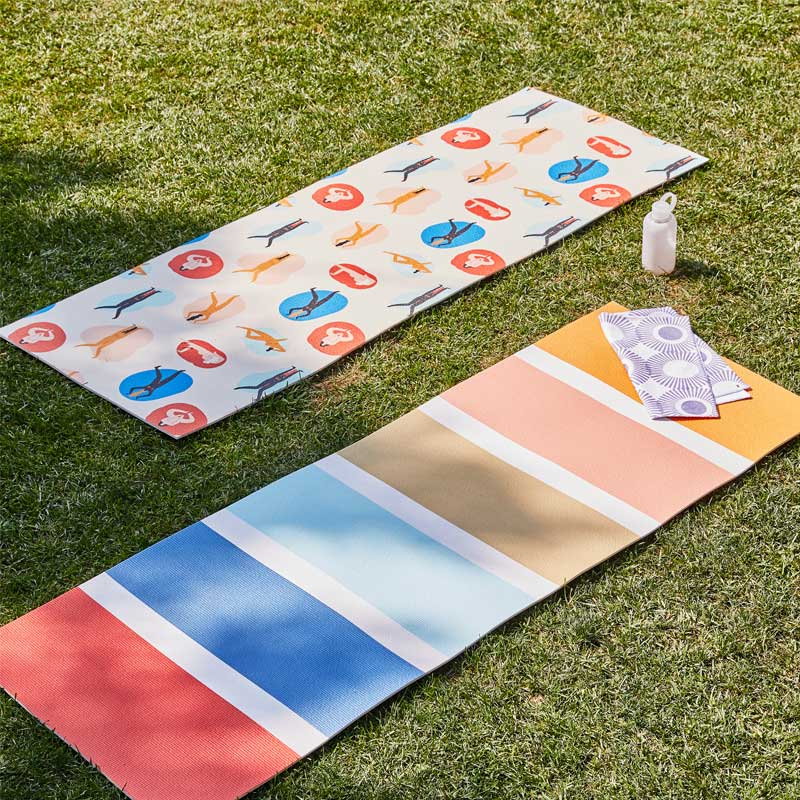 Shop Our Top Yoga Mats