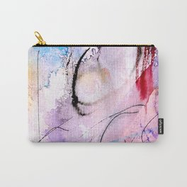Rain in May Carry-All Pouch
