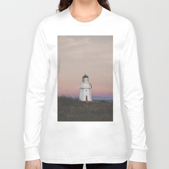 Lighthouse II (Vertical) Long Sleeve T-shirt