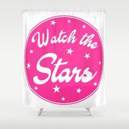 Watch The Stars, Shower Curtain