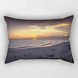 Cape San Blas Sunset  Rectangular Pillow