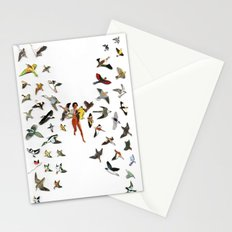 Burst Stationery Cards