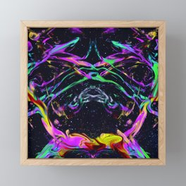 Osiris Framed Mini Art Print