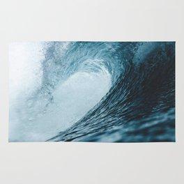 ocean beauty Large Wave Rug