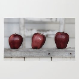 Country Apple Farm Style Rug