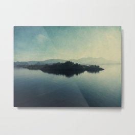 sea IX Metal Print