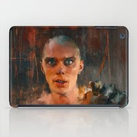mad max iPad Cases featuring Nux Mad Max by Wisesnail