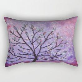 Tree Locs - Organically Grown Rectangular Pillow