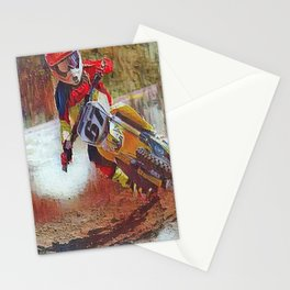 Dirt Man Stationery Cards