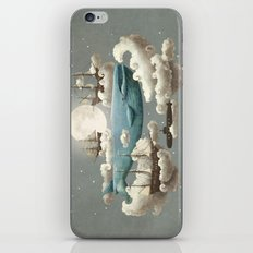 Ocean Meets Sky iPhone & iPod Skin